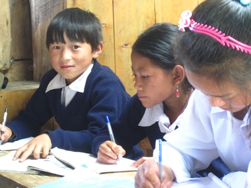 primary education nepal