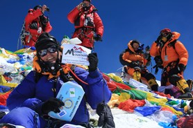 Summit of Everest