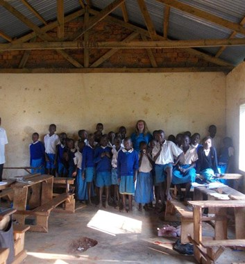 Kenya Moving Mountains Wagwer School