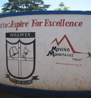 Moving Mountains Kenya Wagwer Secondary School