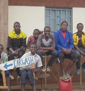 Moving Mountains Kenya Embu Rescue Centre Youth Group