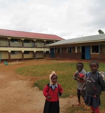 Moving Mountains Kenya - Gatwe Primary School