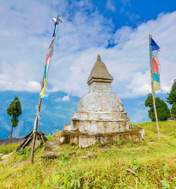 Nepal Tourism Workshop - Stupa